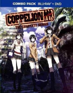 Coppelion: The Complete Series (Blu-ray/DVD)