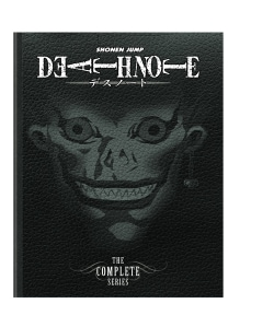 Death Note: The Complete Series (DVD)