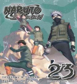 Naruto Shippuden Uncut Set 23 (DVD)