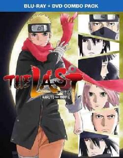 The Last: Naruto The Movie (Blu-ray/DVD)