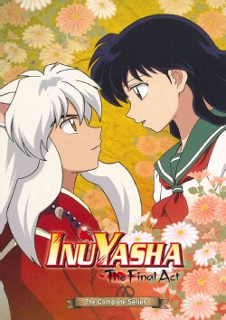 Inuyasha: The Final Act Complete Series (DVD)