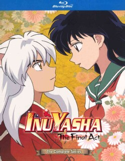 Inuyasha: The Final Act Complete Series (Blu-ray Disc)