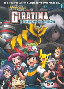 Pokemon The Movie: Giratina and The Sky Warrior (DVD)