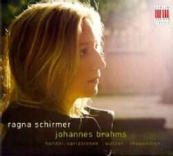 Ragna Schirmer - Brahms: Piano Works