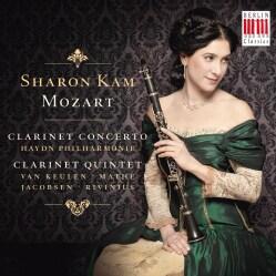 Haydn Philharmonic Orchestra - Mozart: Clarinet Concerto & Quintet
