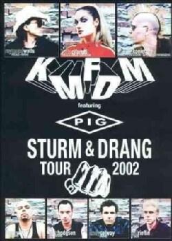 Sturm & Drang Tour: 2002 (DVD)