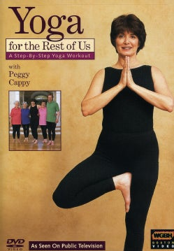Yoga for the Rest of Us with Peggy Cappy (DVD)