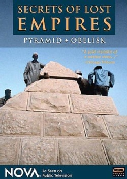 Secrets of Lost Empires - Obelisk and Pyramid (DVD)