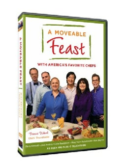 A Moveable Feast with America's Favorite Chefs (DVD)