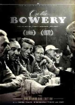 On the Bowery: The Films of Lionel Rogosin Volume 1 (DVD)