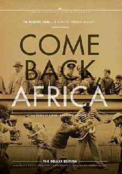 Come Back, Africa: The Films of Lionel Rogosin: Vol. 2 (Deluxe Edition) (DVD)