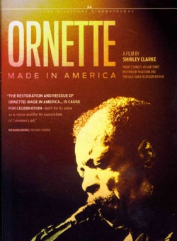 Ornette: Made in America (DVD)