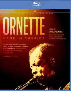 Ornette: Made in America (Blu-ray Disc)