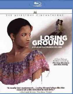 Losing Ground (Blu-ray Disc)