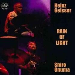 Heinz Geisser - Rain of Light