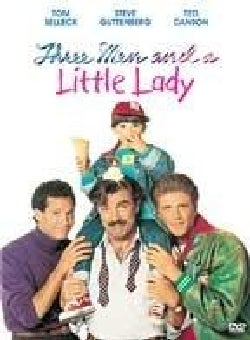 Three Men and a Little Lady (DVD)