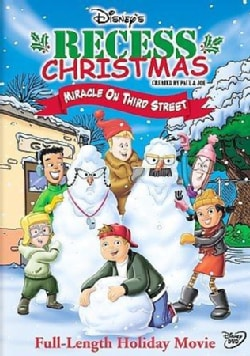 Recess Christmas: Miracle On Third (DVD)