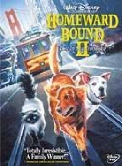 Homeward Bound 2: Lost In San Francisc (DVD)