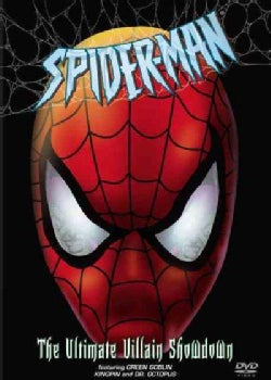Spider-Man: Ultimate Villian Showdown (DVD)