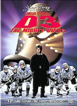 D3: The Mighty Ducks (DVD)