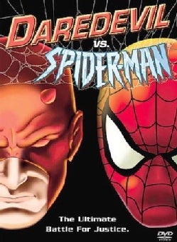 Daredevil Vs Spider-Man (DVD)