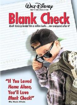 Blank Check (DVD)