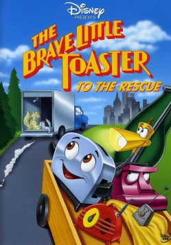 Brave Little Toaster To The Rescue (DVD)
