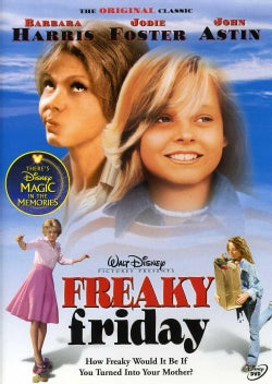 Freaky Friday (1976) (DVD)