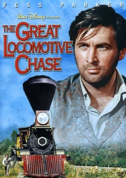 The Great Locomotive Chase (DVD)