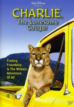 Charlie The Lonesome Cougar (DVD)