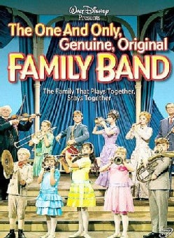 The One And Only Genuine: Original Family Band (DVD)