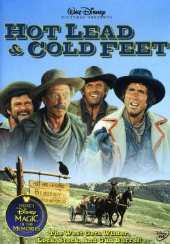 Hot Lead & Cold Feet (DVD)