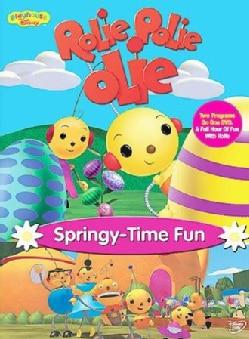 Rolie Polie Olie: Springy-Time Fun (DVD)