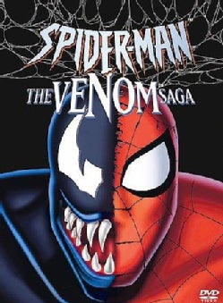 Spider-Man: The Venom Saga (DVD)