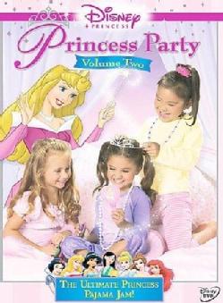 Disney Princess Party: Vol. Two (DVD)