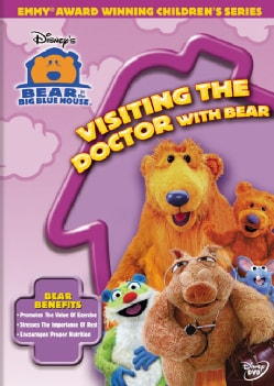 Bear In The Big Blue House: Visiting the Doctor With Bear (DVD)