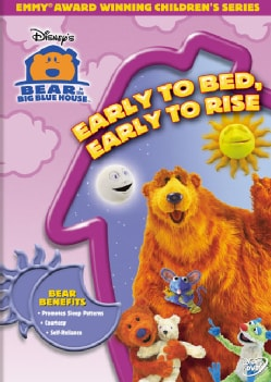 Bear in the Big Blue House: Early To Bed, Early To Rise (DVD)