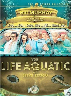 The Life Aquatic With Steve Zissou (DVD)