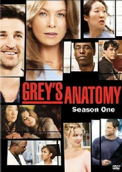 Grey's Anatomy: Season 1 (DVD)