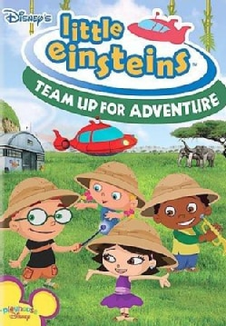 Disney's Little Einsteins: Team Up For Adventure (DVD)