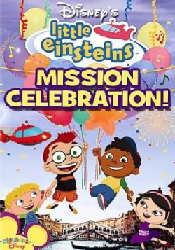Disney's Little Einsteins: Mission Celebration! (DVD)