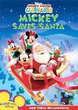 Mickey Saves Santa (DVD)