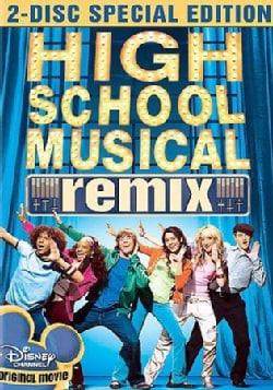High School Musical Remix Edition (DVD)