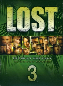Lost: The Complete Third Season The Unexplored Experience (DVD)