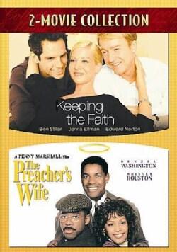 Keeping The Faith/The Preacher's Wife (DVD)