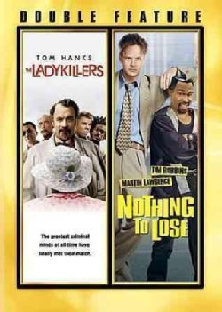 The Ladykillers/Nothing To Lose (DVD)