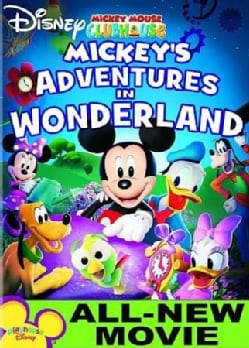 Mickey Mouse Clubhouse: Mickey's Adventures In Wonderland (DVD)