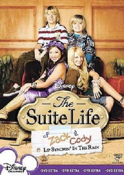 The Suite Life Of Zack & Cody: Lip Synchin' In The Rain (DVD)