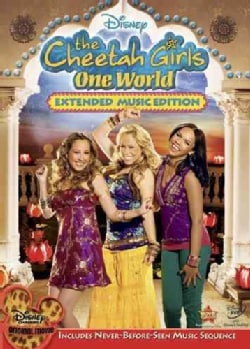 The Cheetah Girls: One World (DVD)