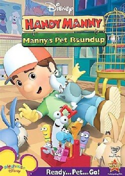 Handy Manny: Manny's Pet Roundup (DVD)